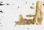 Série Revelação, 2012. ouro, grafite e tinta gráfica s/ papel 44x32.5cm